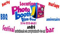 disco mobile  ou photobooth ou combo (250$ a 650$)