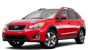 WANTED: 2017 RED Subaru Crosstrek Kazan Edition