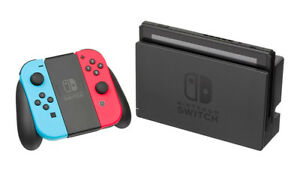 Brand New Nintendo Switch Unboxed