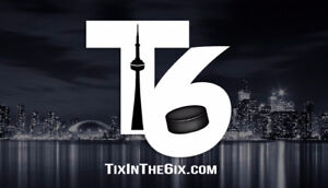 MAPLE LEAFS TICKETS!! ALL GAMES, ALL SECTIONS - GO LEAFS