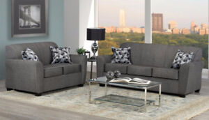 **** Black Friday Sale Canadian  Made Sofa Set ****