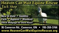 Online Auction Fundraiser Tack Riding Apparel Etc Kawartha Lakes Peterborough Area Preview