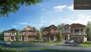 BRAND NEW 38' DETACHED HOMES IN BRAMPTON BY LAKEVIEW HOMES.