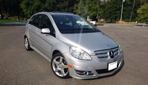 2010 Mercedes B200 *winter tires*