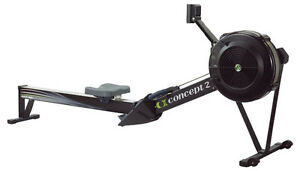 WANTED Concept 2 rowing machine