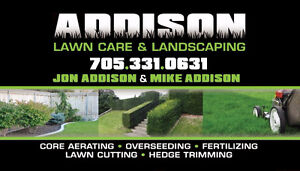 Local Orillia Landsaping Services