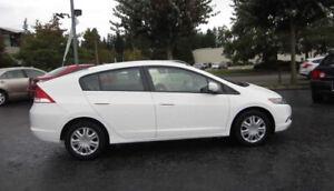 2010 Honda Insight EX Hybrid/Gas Hatchback