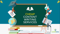 Cheap Content Writing Services – Cheap Writing Services