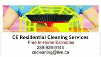 CE Residential Cleaning