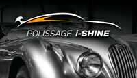 Polissage i-Shine Esthétique Detailling Compound Cire Scellant