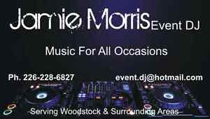 Event DJ for Weddings and Special Occasions Stratford Kitchener Area image 1