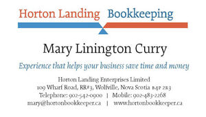 Annapolis Valley Bookkeeper
