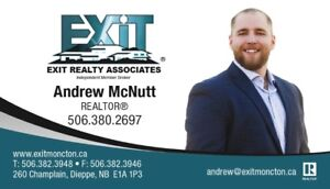Local Realtor accepting new clients in the Greater Moncton Area
