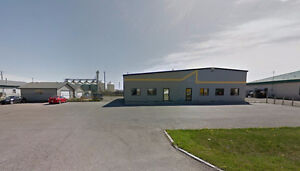 High River Industrial Commercial Bay for Lease