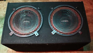 "2 x 12"" 4 Ohm Car Audio Subwoofer Belleville Belleville Area image 1"