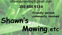Year Round Lawn Care Service, Mowing & Snow Removal