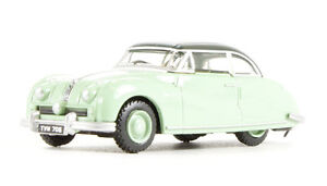 Oxford-Diecast-Austin-Atlantic-Saloon-Ash-Green-76ATL001-OO-HO