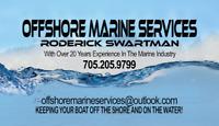 Mobile Marine Mechanic - Winterizing, Bellows repair and more!