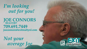 joe connors 691 7449 exit realty oceans edge nl