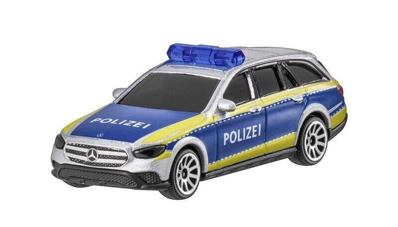 Spielzeugauto Mercedes-Benz S E-Klasse T-Modell  S213 Polizei 1:64 B66965014