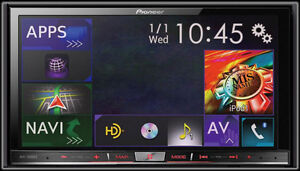 AVIC-7000 NEX AUTO RADIO Pioneer DVD,GPS ,USB, AUX,Bluetooth
