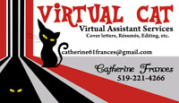 Resumes, cover letters: Virtual Assistant Services