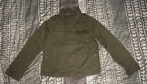 Size 6 girls spring coat