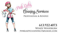 PINK LADY CLEANING SERVICES