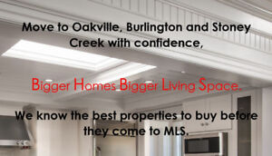 Move to Oakville, Burlington and Stoney Creek with confidence