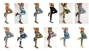 Wholesale High Waist Women Leggings Tights Plus Size & Regular
