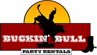 Mechanical Bull rental plus other exciting rentals