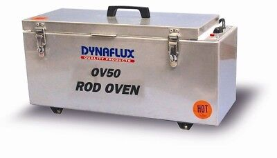 Dynaflux Ov50 Rod Oven For Drying Stick Electrodes