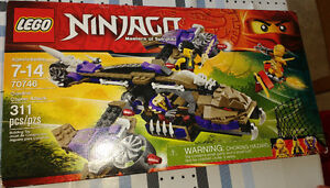 LEGO Ninjago Master Of Spinjitzu 70746