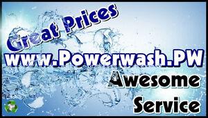 ►►►►►►Powerwashing / Pressure washing