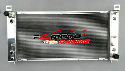 Aluminum radiator for Silverado 1500 2500 3500 4.8 5.3 6.0 V8