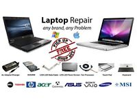 Computer, Laptop and Mobile Repairing