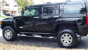 HUMMER H3  LEATHER SUNROOF LOADED