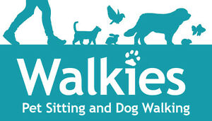 Walkies Pet Sitting and Dog Walking