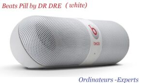 Beats Pill by Dr.Dre Bluetooth Colors: White, Silver NEW IN BOX