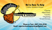 Let Us Clean & Tidy Your Home or Apartment