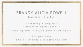 Home help services 💁🏻♀️🧹✨ Cleaning & Decluttering