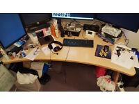 Office desk - 160cm wide