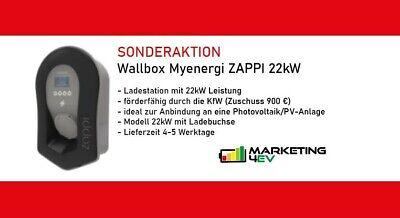 KfW Wallbox 11kW ABB Terra AC (KfW Förderung)