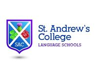 ACTIVITY LEADERS REQUIRED FOR AN ENGLISH LANGUAGE SUMMER SCHOOL IN GLASGOW CITY CENTRE