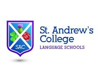 TEFL TEACHERS REQUIRED FOR ENGLISH LANGUAGE SUMMER SCHOOL IN AYR