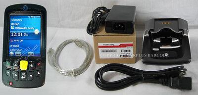 Symbol Motorola Mc55a Wireless Laser Barcode Scanner Pda Mc55a0 Windows Embedded