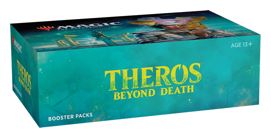 Купить Wizards of the Coast - Theros: Beyond Death Booster Box NEW & FACTORY SEALED MTG 2-3 DAY SHIPPING!!