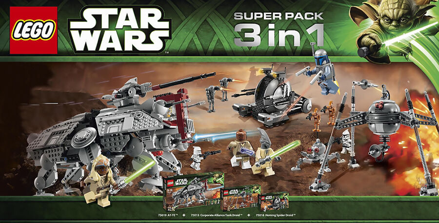 lego star wars die beliebtesten figuren ebay. Black Bedroom Furniture Sets. Home Design Ideas