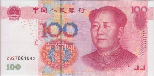 China Banknote P907 100 Yuan 2005, UNC