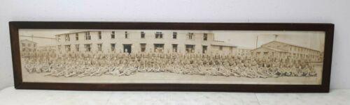 """Vintage WWI Panoramic Photo 44"""" x 10"""" - Read Description"""
